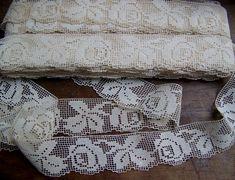 Amazon.com: The Filet Crochet Book: More Than 100 Elegant but