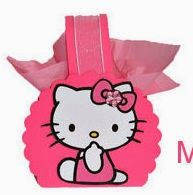 Is it for PARTIES? Is it FREE? Is it CUTE? Has QUALITY? It´s HERE! Oh My Fiesta!: Hello Kitty Free Printable Purse or Bag.