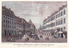 Molkenmarkt, 1785, Johann Georg Rosenberg
