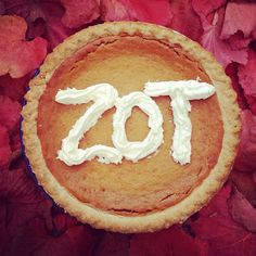 Happy Thanksgiving, Anteaters!   Zot! Zot!  Photo by ucirvine. #UCIrvine #UCI #Zot #Thanksgiving #UCIPride