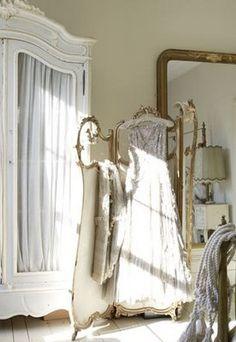 Shabby Chic Ireland: Romantic Shabby Chic - Bedrooms