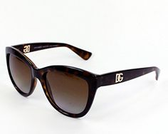#saucy Dolce and Gabbana 6087 502/T5 Tortoise 6087 Cats Eyes Sunglasses Polarised Lens