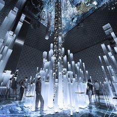 Yeosu Expo Brunei Pavilion proposal - Dconcierz