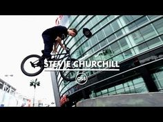 ▶ BMX - STEVIE CHURCHILL OSS 2014 - YouTube