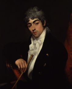 Edward Stanley by James Green oil on canvas, 1803