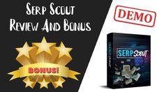 Serp Scout Review | Serp Scout Bonus | Serp Scout Demo Digital Marketing Services, Make It Yourself