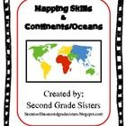 This pack will take you through necessary mapping skills and the study of continents and oceans.  It is filled with many hands-on, collaborative le...