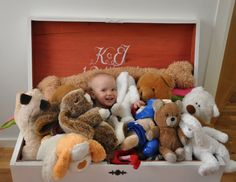 several ways to storage teddybears cute and sweet