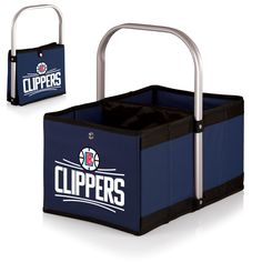 The Los Angeles Clippers Urban Basket by Picnic Time