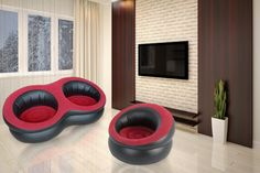 Inflatable Chair - 3 Colours!