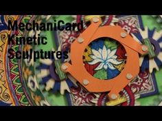 MechaniCard Kinetic Sculptures from ThinkGeek