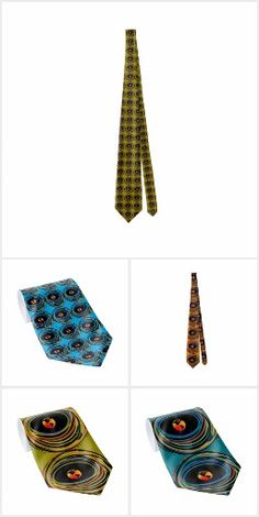 Special Times call for Special Ties--More Ties