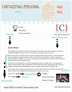 La carta|email personal (B1)