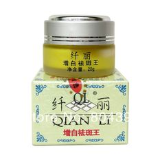Find More Day Creams & Moisturizers Information about QianLi Yellow whitening&remove spot king, freckles, black spot  Removing cream,High Quality black spot removal cream,China spot removal cream Suppliers, Cheap xian mao from Ying Ying TCM Health Care on Aliexpress.com