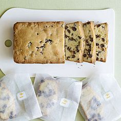 Chocolate Chip Pound Cake