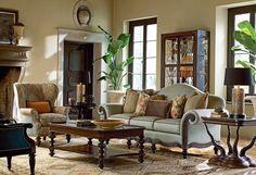 Earnest Hemingway Decorating Style салон американской мебели High Point Design British