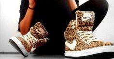 Nike Cheetah Hightops....Loveee