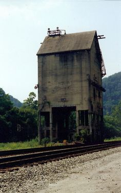 Coal Tipple in Thurmond WV#Repin By:Pinterest++ for iPad#