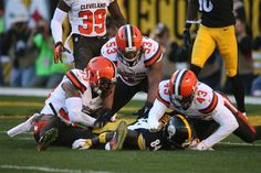 Photos: Browns vs. Steelers