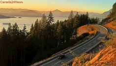 Logging truck accident closes Sea to Sky Highway between Squamish and Whistler