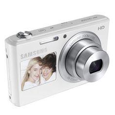 Samsung DV150F Digital Camera White