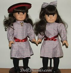 American Girl Bringing Samantha Back Yes! Finally. A chance to buy a doll I've been wanting since I was a wee lass!