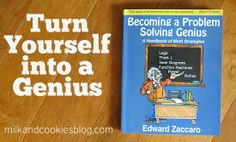 Becoming a Genius and Developing Math Problem Solving Skills