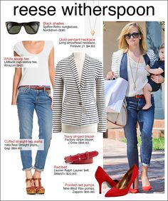 Casual weekend outfit reese witherspoon style, reese witherspoon tennessee, reese witherspoon jim toth