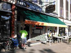 Java Junction Coffee Roasters & Bakery, Brockport, NY