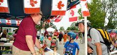 Belleville Canada Day Annual Celebration Canada Day, Celebrations, Outdoor Decor