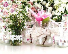 white fabric jars - Αναζήτηση Google