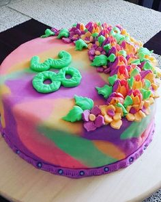 Narozeninový dort Birthday Cake, Desserts, Food, Tailgate Desserts, Deserts, Birthday Cakes, Essen, Postres, Meals