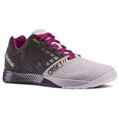 Reebok Womens Crossfit Nano Pump 2.0 Training Shoes Black//White//Alloy