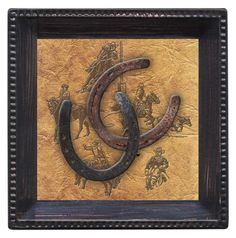 Features:  -Coaster.  -Shape: Square.  -Unique and decorative border design.  -Cork-backing helps protect furniture.  -Finish: Bronze.  -Full color printing.  Product Type: -Coaster.  Color: -Multi.