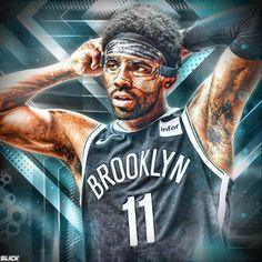 Basketball Videos, Basketball Players, Brooklyn's Finest, Nba Wallpapers, Nhl Jerseys, Brooklyn Nets, Kyrie Irving, Nba Players, Nfl