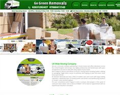 Go Green Removals Croydon Time Website, House Removals, Croydon, Go Green, How To Remove, Reading, Word Reading, The Reader, Reading Books