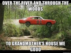 1970 Dodge Charger General Lee; The Dukes of Hazard. Love the ORIGINAL TV show & Love this Meme.