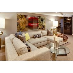 modern basement by Dwelling Designs by houzz.com $0