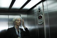6: International Monetary Fund managing director Christine Lagarde. REUTERS/Ueslei Marcelino