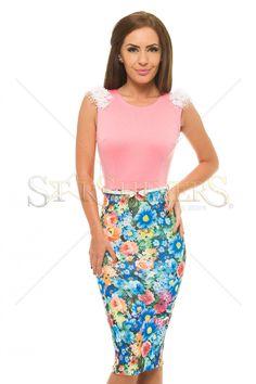 StarShinerS Admirable DarkBlue Dress