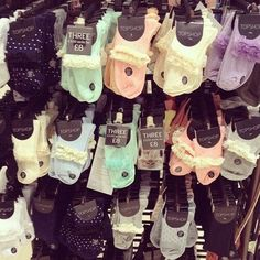 Love the socks at @Topshop