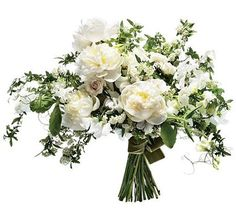 "It's peony season and the season is now longer thanks to the arrival of Alaska peonies. Here are some of our favorite ways to incorporate peonies into your weddings, parties, and celebrations. Peony Wedding Bouquet The inspiration for this wedding bouquet is Downton Abbey, hence its name. This ""Duchess"" bouquet has white peonies, garden roses, …"
