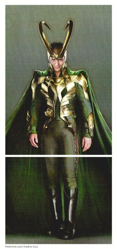 Loki- the full body! Sigh!