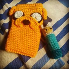Oh My Glob you guys!! More Adventure Time Stuff *Patterns Included!!* - CROCHET