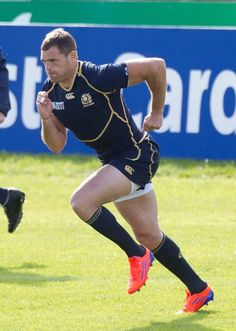 Sean Lamont is a rugby union player from Scotland. He plays center and wing positions for Scarlet of Wales, but will play for Glasgow Rugb...