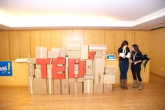 Stage Design for TEDx