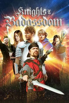 Knights of Badassdom on Sky Movies - comedy horror fantasy starring Steve Zahn, Peter Dinklage and Ryan Kwanten as role-players who summon up a real demon. All Movies, I Movie, Movies Online, Ryan Kwanten, Fantasy Star, Summer Glau, Horror, Role Player, Keys Art