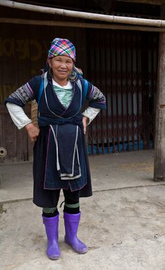 Hmong Tribes people in northern Vietnam by Lisa Osta on 500px