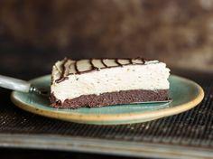 Low-Carb Erdnussbutter-Torte ohne Backen