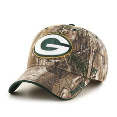 7085c059b31a6 Green Bay Packers Realtree Frost Realtree 47 Brand Adjustable Hat